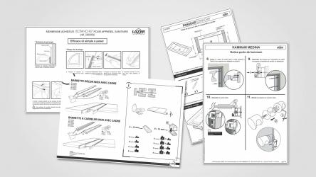 Pourquoi faut-il lire la notice d'utilisation avant de brancher votre matériel électronique ?