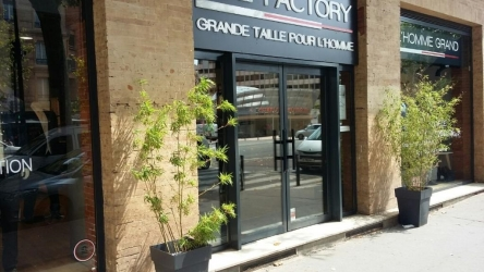 Size Factory : N°1 en France des vêtements homme grande taille